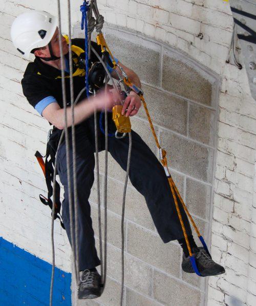 Access Techniques Spanset foot-loop